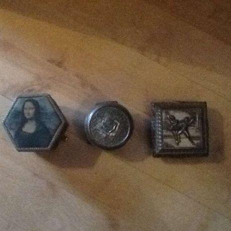 Caixas guarda jóias