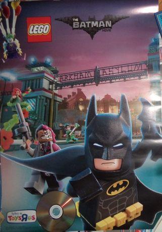 Plakaty filmowe Lego posters Lego the movie Batman film, nowe, 3 szt