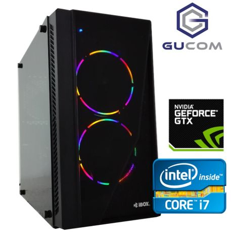 Komputer do gier i7 2600! GTX 1060! 16GB SSD+HDD!