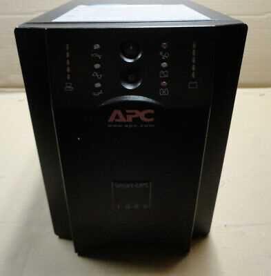 ибп APC Smart-UPS 1000VA 670W (SUA1000I) (Без акб)