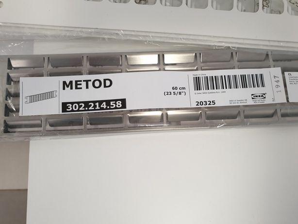Ikea metod cokół wentylowany kratka wentylacyjna