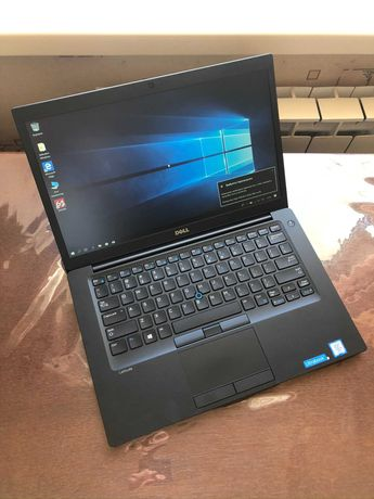 "Ультрабук 14"" FullHD Dell Latitude 7480 (i7-7600U/8/SSD 128/Intel 620)"