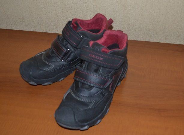 Демисезонные ботинки Geox р. 34 (21,8 см)