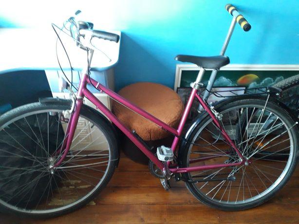 Велосипед дамка
