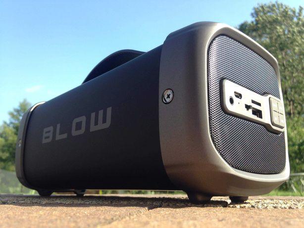 Radio Przenośne Mobilny Odtwarzacz MP3 SD Głośnik BLUETOOTH Budowlane
