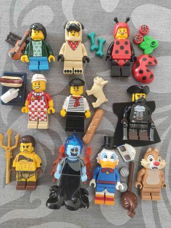 Minifiguras LEGO VIDIYO série 21 e 17 Super Mario Disney