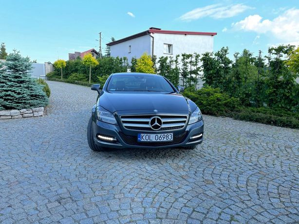 Mercedes-Benz CLS 350 Krajowy