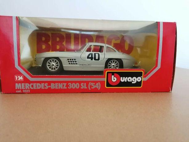 Carro de Coleção Mercedes-Benz Bburago - 1/24