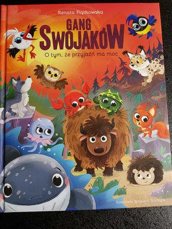Ksiazka Gang Swojakow