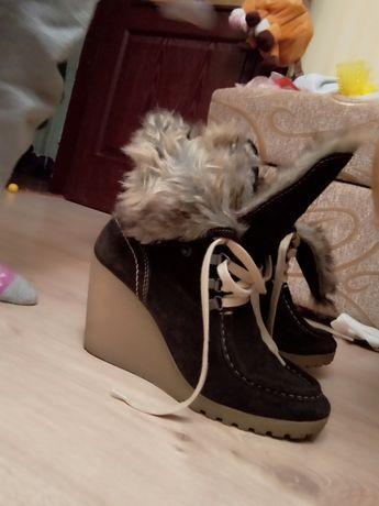 Сапоги осенние ботинки сапожки