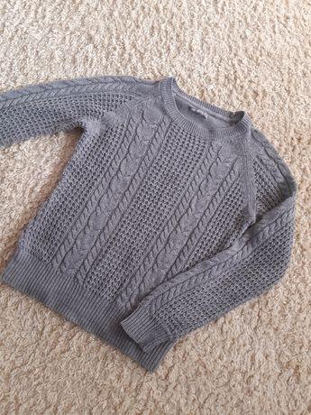Sweter szary Terranova