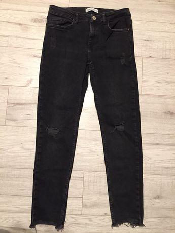 Spodnie, jeansy, spodnie jeansowe