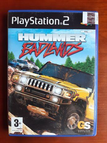 Hummer Badlands playstation 2