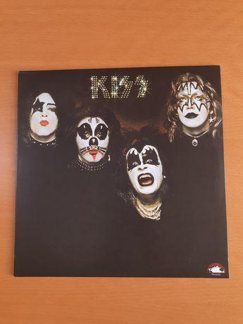Kiss - Kiss Lp, jak nowa, raz przesłuchana!!!