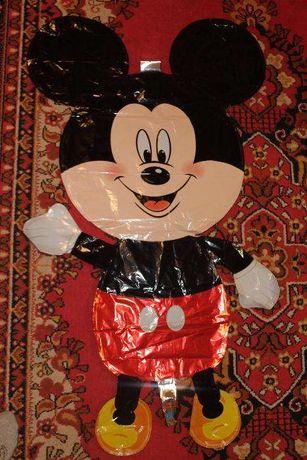 Воздушный шар Микки, Мини Маус фольгированный