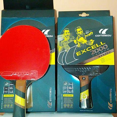 Теннисная ракетка Cornilleau Exell 2000 Carbon