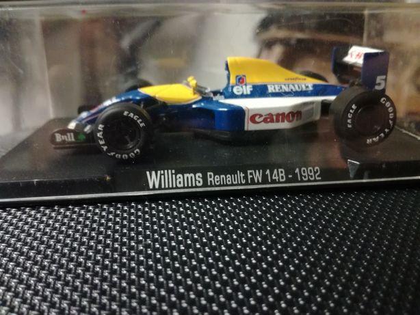 Carro Fórmula 1 Williams-Renault