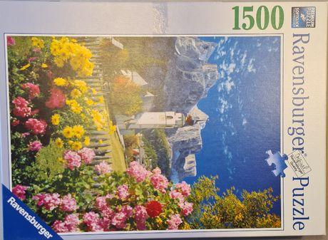 Puzzle Ravensburger 1500 elementów kompletne