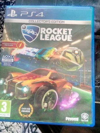 Gra PS4 Rocket league