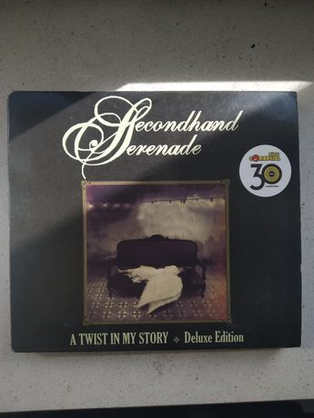 Secondhand Serenade, A Twist in My Story DELUXE EDITION CD