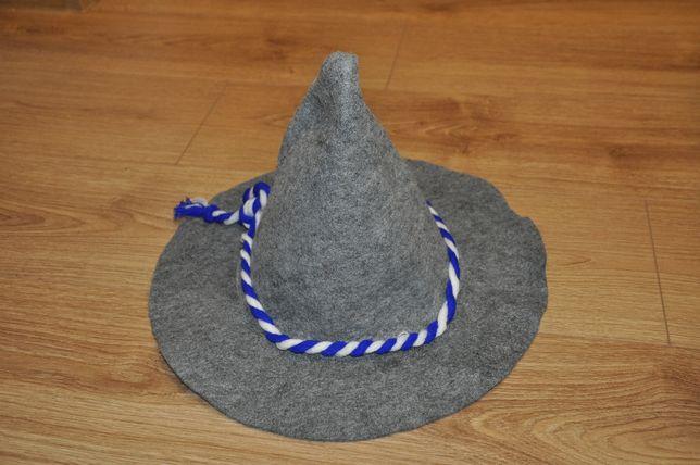 kapelusz, pastuszek, baba jaga, strój karnawałowy
