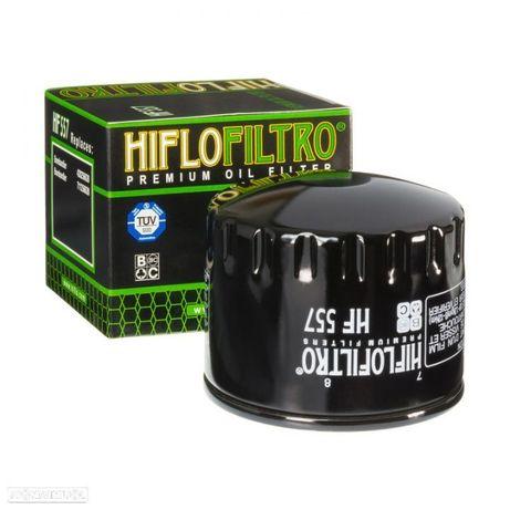 hf557 filtro oleo hiflofiltro bombardier atv -  john deere atv