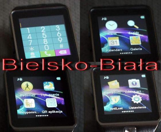 Smartwatch wejście na kartę sim można z niego dzwonić pisać foto