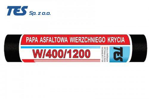 TES PAPA wierzchniego krycia W400/1200 10m2