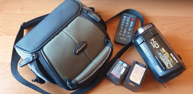 OKAZJA! Sprzedam kamerę SONY HDR-XR200VE Full HD mega zestaw