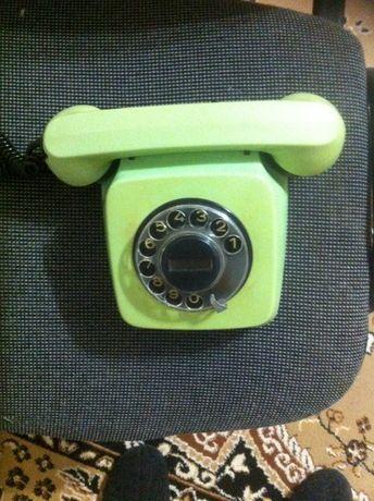 Телефон стационарный Румыния (1986), ТА-600. Рабочий.