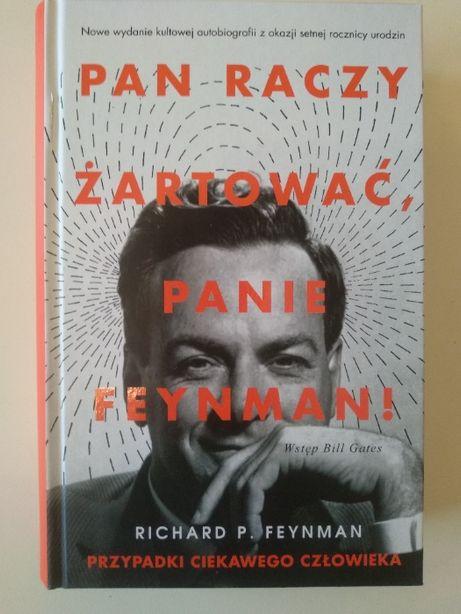 Pan raczy żartować, Panie Feynman - autobiografia / Richard P. Feynman