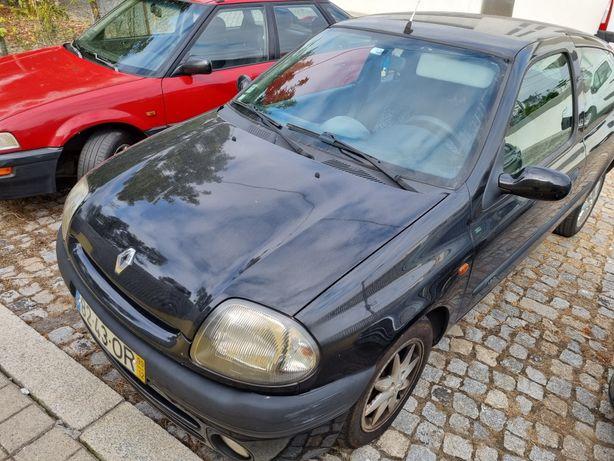 Renault Clio II 1.9D 1999
