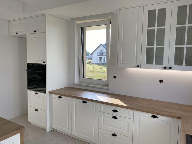 Kuchnie, szafy, łazienki na wymiar