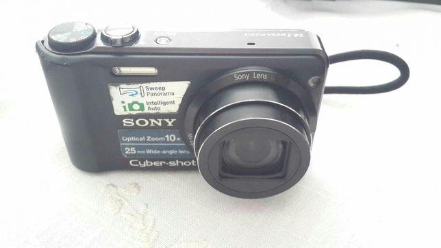 Máq. Fotografica Sony 14mp 10x zoom