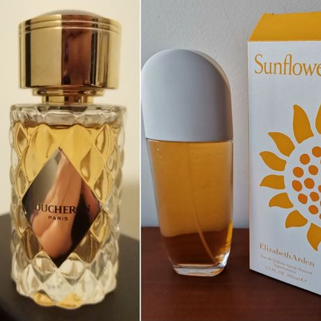 Perfumes mulher Boucheron e Elisabeth Arden