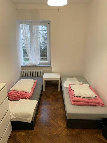 Mieszkanie dla 10 osób/ 5 pokoi, 2 łazienki, centrum