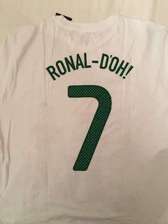 Ronaldo edição limitada