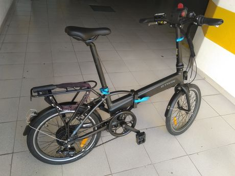 Bicicleta elétrica Tilt 500