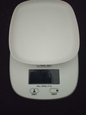 Balança De Cozinha (Máximo 3kg)