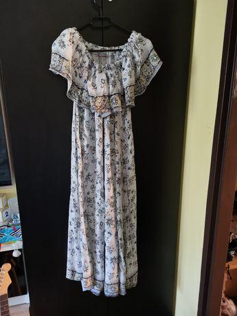 Sukienka hiszpanka ciążowa made in italy L Italian Fashion