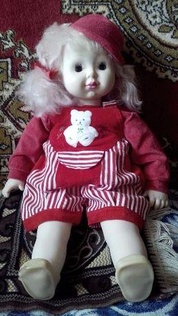 большая кукла задорная хулиганка, 61 см
