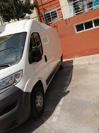Transporte móveis e eletrodomésticos