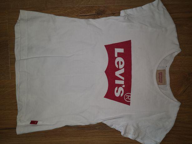 Levis koszulka 122 128 bluzka