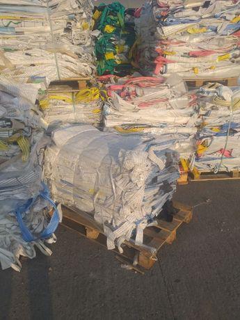 Big Bag BIG BAG Worki ! 70/110/164 cm Wytrzymałe 1000 kg