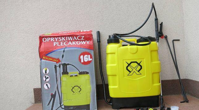 Opryskiwacz plecakowy 16L- nowy- wysyłka