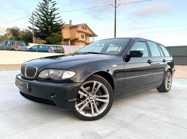 BMW 320d Touring 150cv GPS+DVD c/Garantia - 124€ p/mês