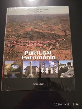 Livros sobre Portugal-Património