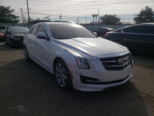 Cadillac ATS 2016 из США!