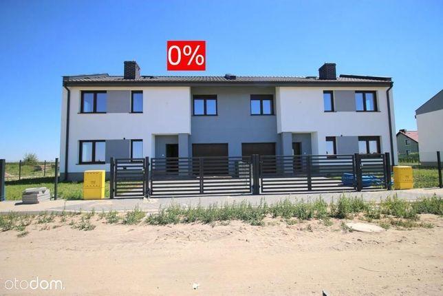 0% Komorniki Rosnowo domy bliźniacze 150 m2