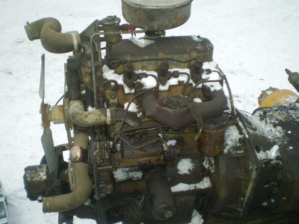 silnik Perkins 3 P Bułgar
